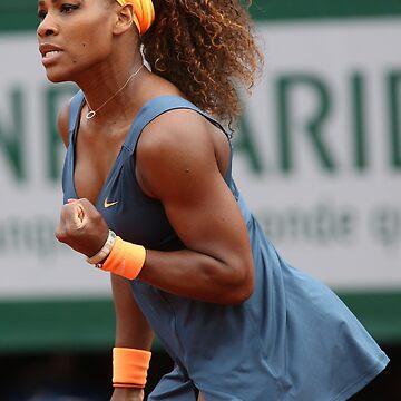 Serena Williams by Srdjanfox