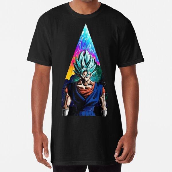 Vegeto blue Long T-Shirt
