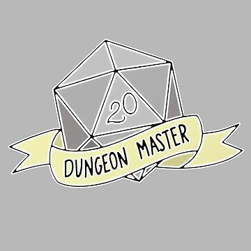Dungeon Master DND by Blue906