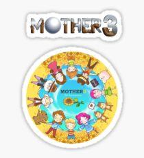 Mother 3 Chibis Sticker