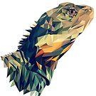 lizard by eleyne