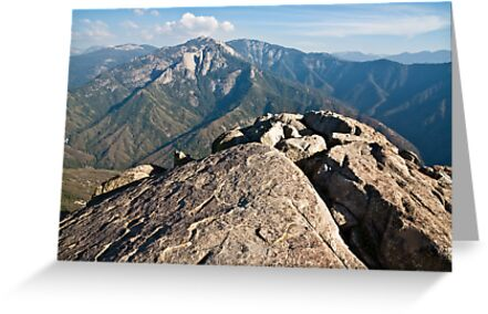 Moro Rock View by Nickolay Stanev