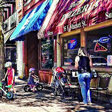 Corning NY - Family Outing by SudaP0408