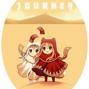 Journey Chibi by theglisett1