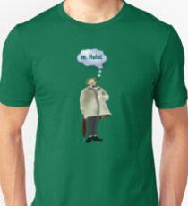 M. Hulot Unisex T-Shirt