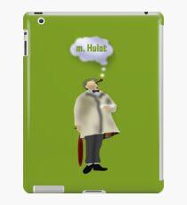 M. Hulot iPad Case/Skin