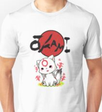 Chibiterasu Vers. 2 Unisex T-Shirt