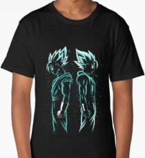 vegeto and gogeta Long T-Shirt