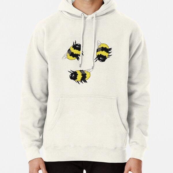 Bees! Pullover Hoodie