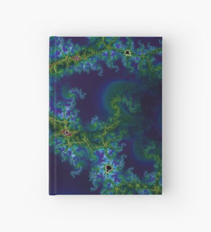 Subterranean Mandelbrot II Hardcover Journal