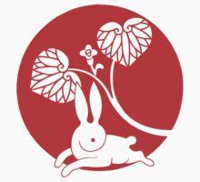 Running Rabbit Reversed