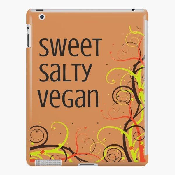SWEET SALTY VEGAN iPad Snap Case