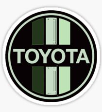 Toyota Novel Sticker