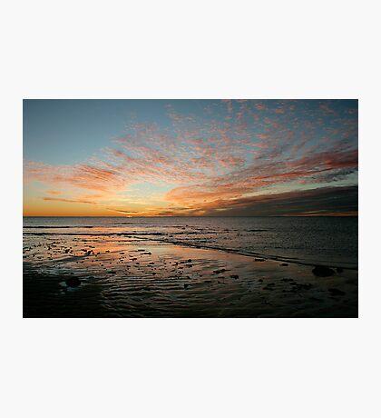 Yardie Creek Sunset Photographic Print
