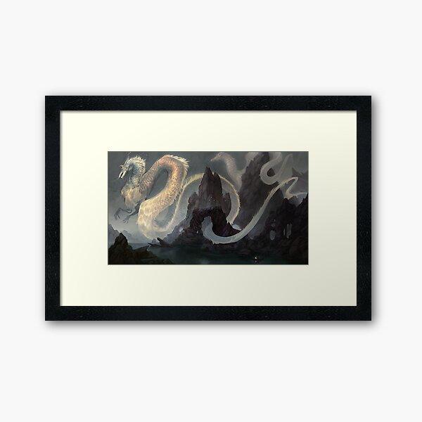 revenant Framed Art Print