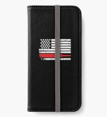 USA American Flag Cricket, Cricket Gift iPhone Wallet/Case/Skin