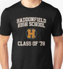 Haddonfield High School Class of '78 Slim Fit T-Shirt