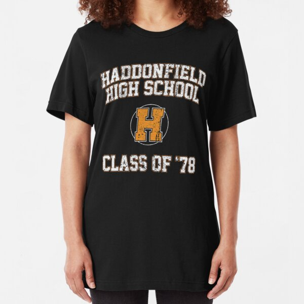 Haddonfield High School Class of '78 Slim Fit T-Shirt