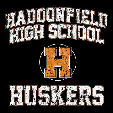 Haddonfield High School Huskers by huckblade