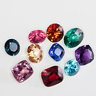 Jewels and Gemstones by jcmeyer