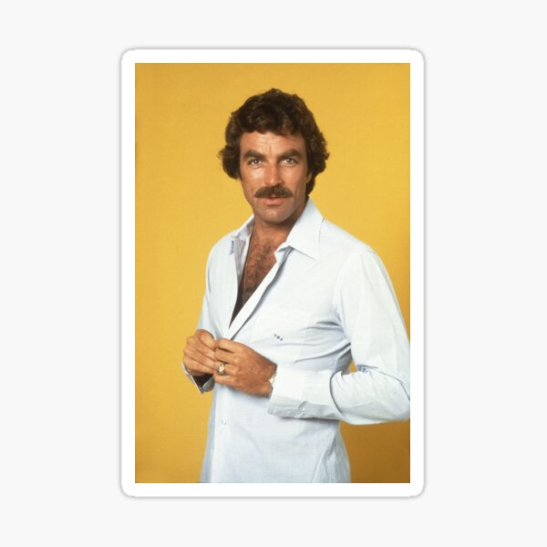 1945) ist ein US-amerikanischer Schauspieler und Filmproduzent. Er ist bekannt als Privatdetektiv Thomas Magnum in der Fernsehserie Magnum Sticker