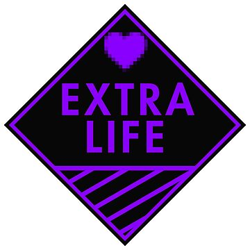 Extra Life (purple) by xtrolix