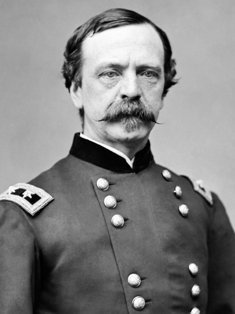 General Dan Sickles - Retrato de la Guerra Civil de warishellstore
