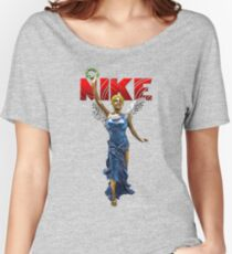 Nike Goddess of Victory Women's Relaxed Fit T-Shirt