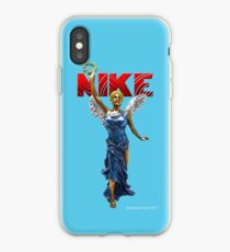 Nike Goddess of Victory iPhone Case