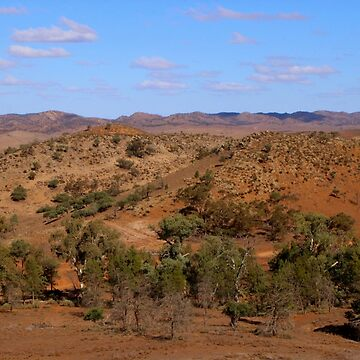 Bendleby Ranges, Outback South Australia by FranWest