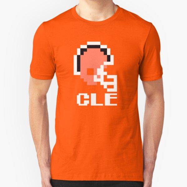 CLEVELAND TECMO Slim Fit T-Shirt