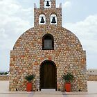 Holy church, Santorini, Greece by Seller2018KF