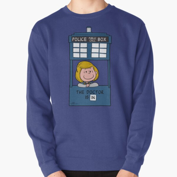 The Doctor is In Pullover Sweatshirt