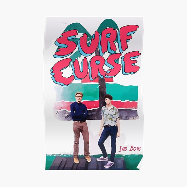 Surf Curse Poster