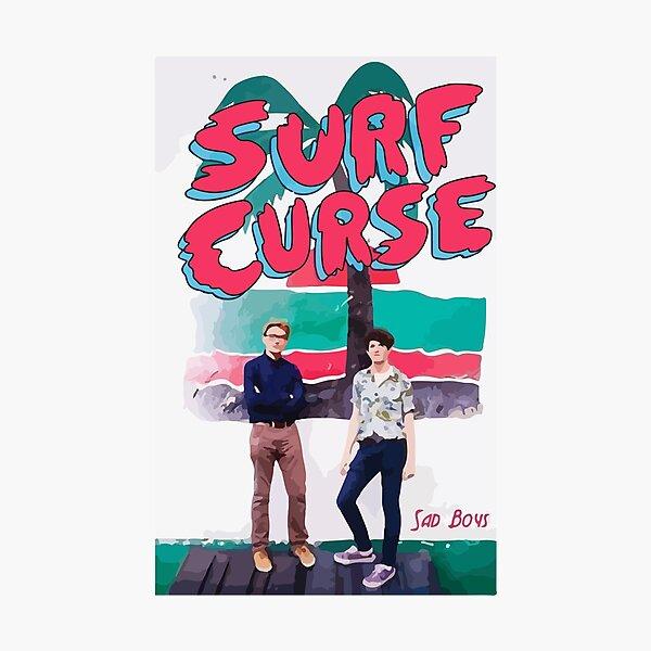 Surf Curse Photographic Print