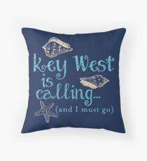 Key West is Calling Floor Pillow