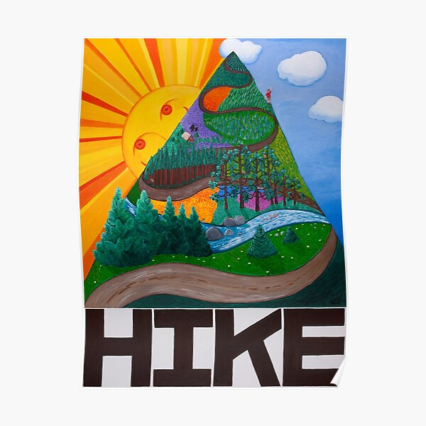 HIKE Poster