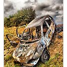 rust in peace by DARREL NEAVES