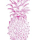 Pink Pineapple by cdanoff