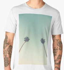Palm View Men's Premium T-Shirt