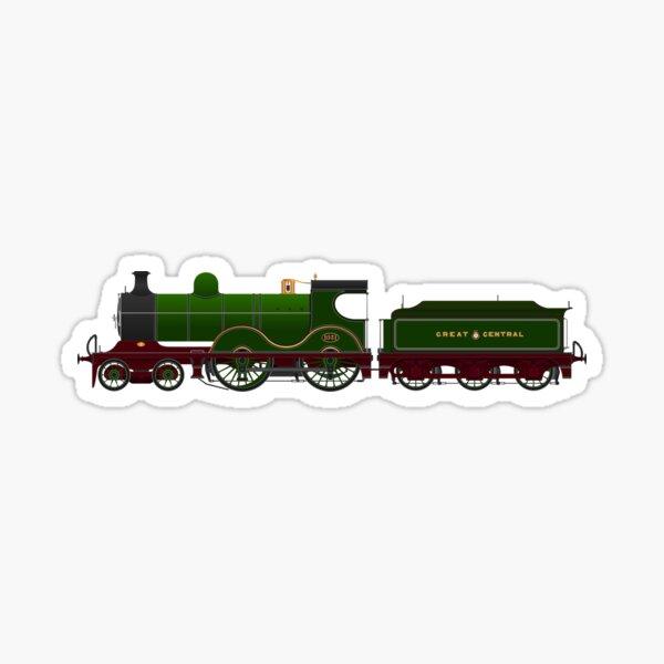 Great Central Railway 11B 4-4-0 Sticker
