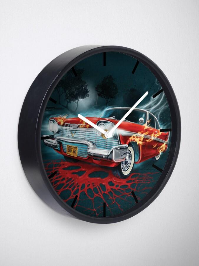 Alternate view of Christine Clock