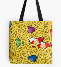 Sonic's Pattern Tote Bag