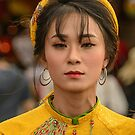 Faces of HoiAn 03 by Werner Padarin