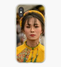 Faces of HoiAn 03 iPhone Case