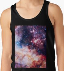 I Love The Universe - Infinite Flower of Life Pattern - Westerlund 2 — (Color Enhanced) Tank Top