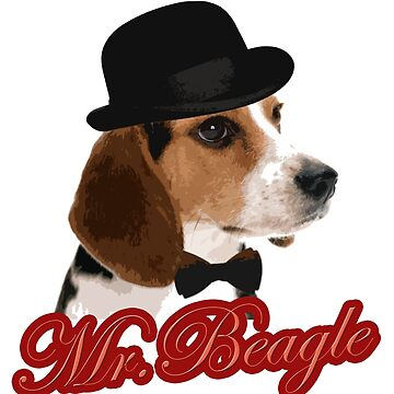 Mr. Beagle by dudutbrito