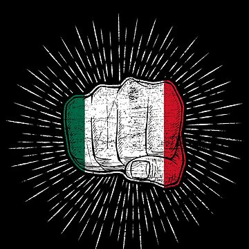 Mexico fist by GeschenkIdee