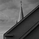 Bodega Bay Church by Josef Grosch