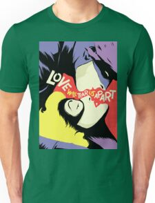 Love Vigilantes: Reversed T-Shirt